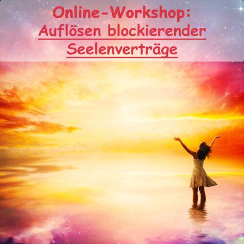 Workshop: Auflösen blockierender Seelenverträge